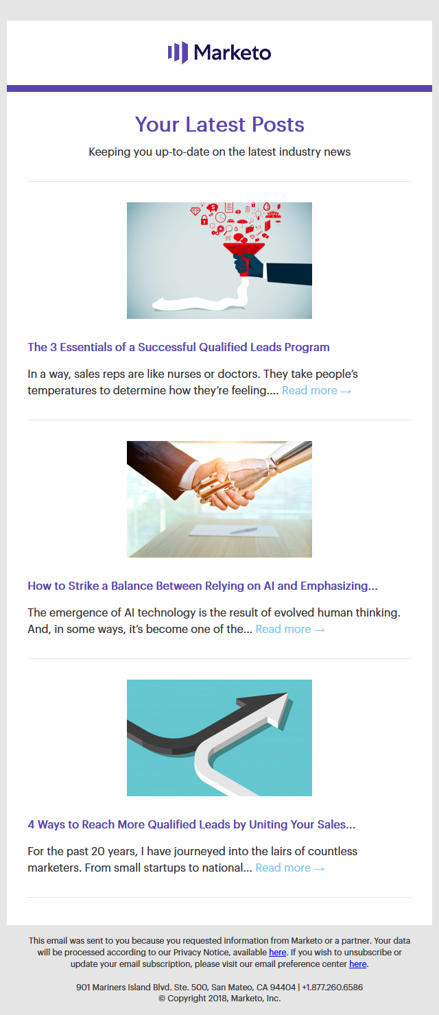 The 3 Essentials of a Successful Qualified Leads Program