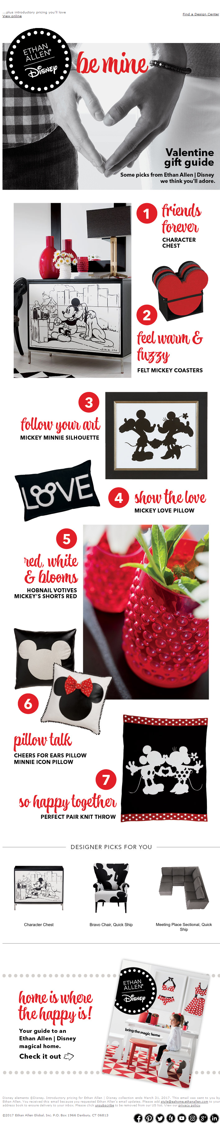 7 great gifts for your Valentine