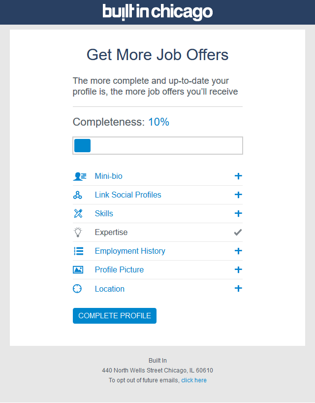 Built In Chicago - Get More Job Offers