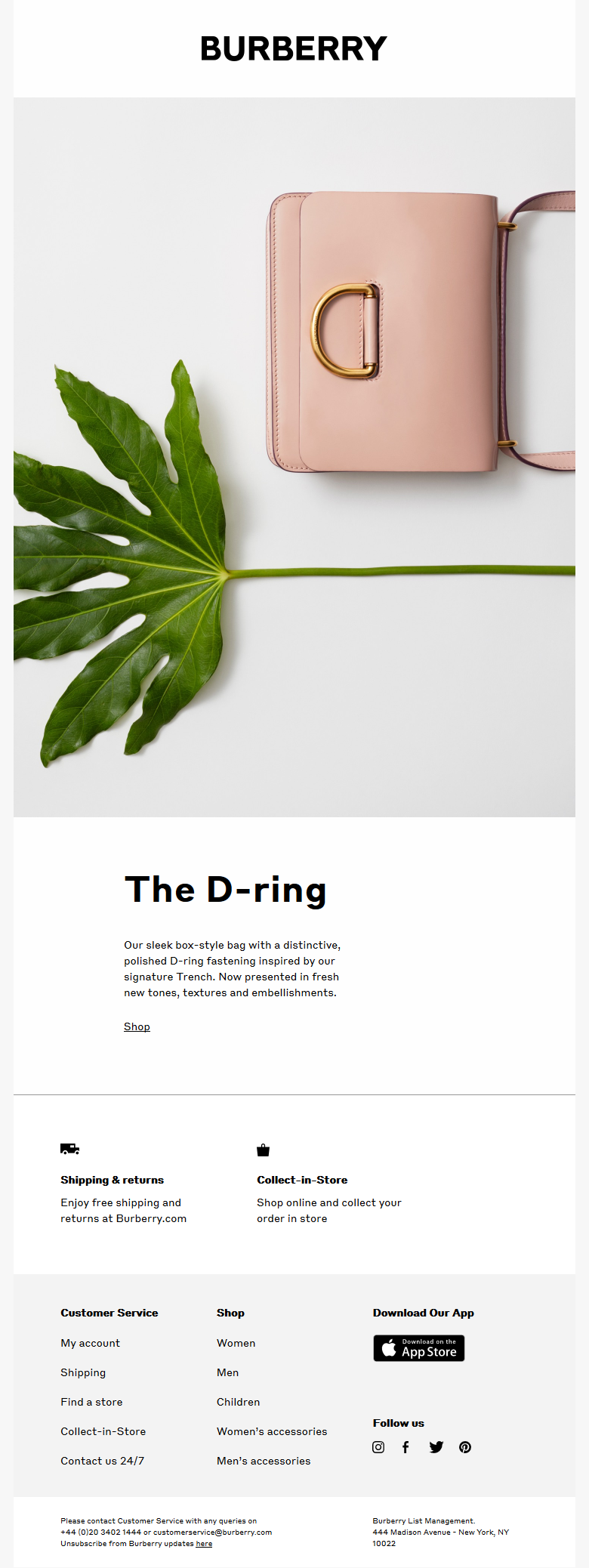 The D-ring