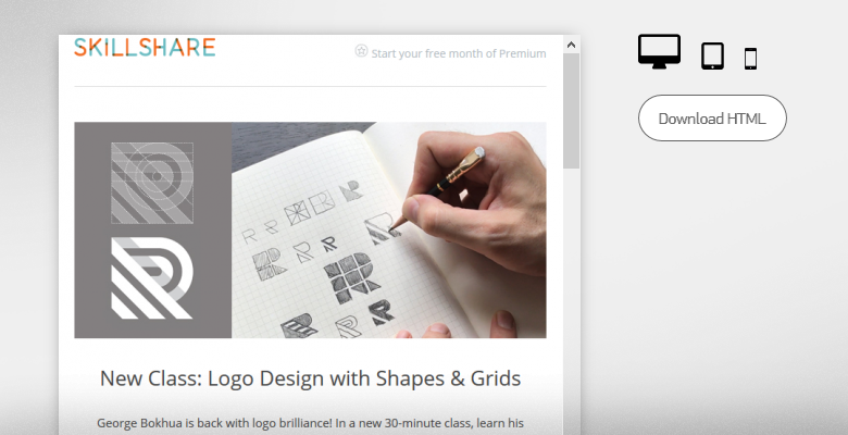 Skillshare - Get creative this week with 3 new classes